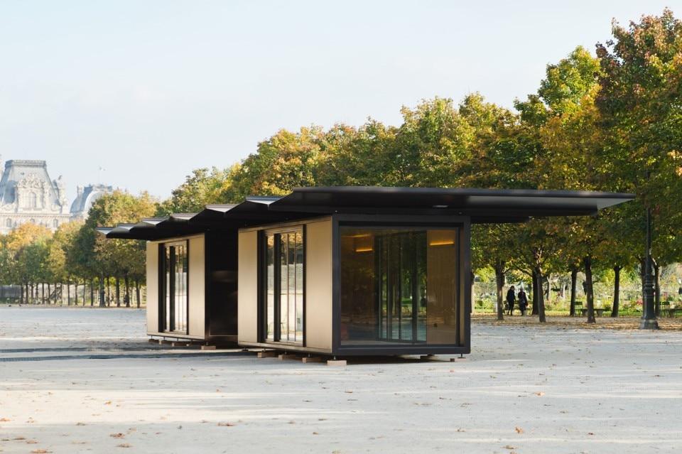 Bouroullec\'s Kiosque - Domus