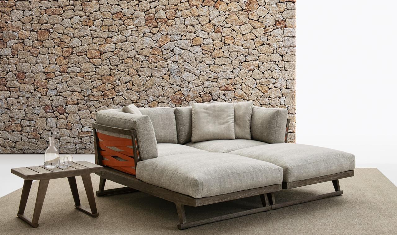 antonio citterio gio outdoor range for b b italia. Black Bedroom Furniture Sets. Home Design Ideas