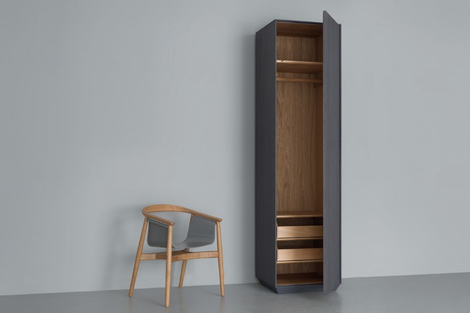 Zeitraum at imm cologne for Armoire ancienne 1 porte