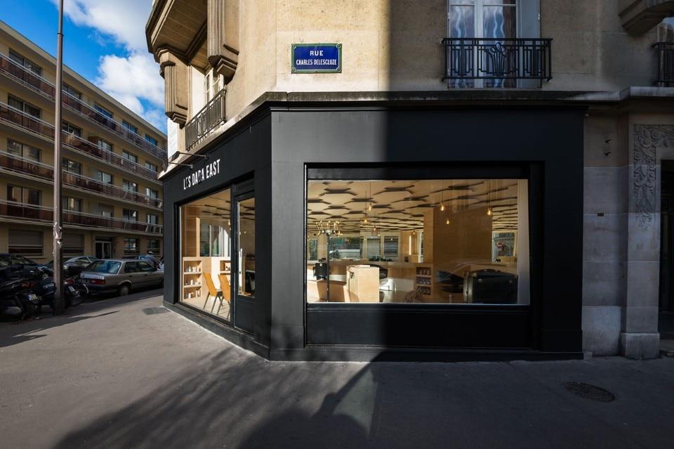 Les dada east domus for Hair salon paris france