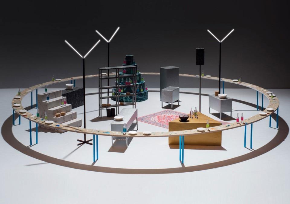 Interieur 2016 spaces domus for Domus interieur