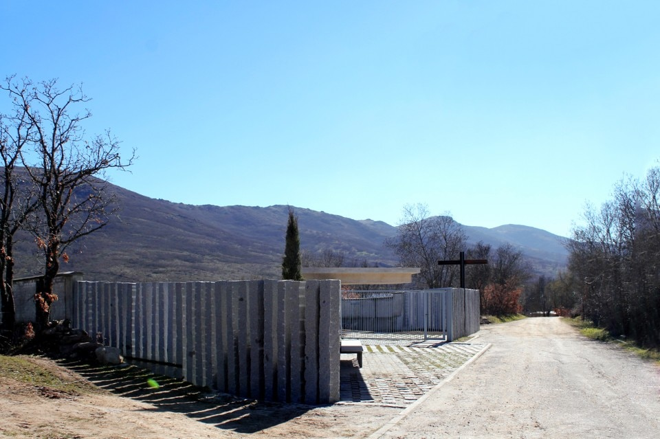 Ancestral cemetery domus - Muka arquitectura ...