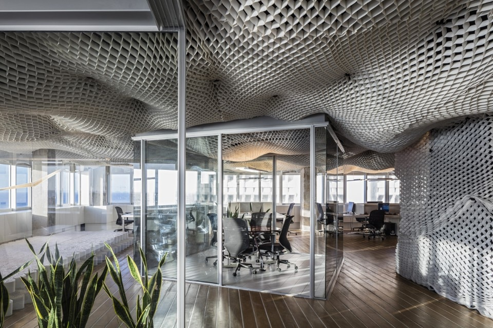 Paritzki & Liani Architects, PRS Offices, Tel Aviv, 2016