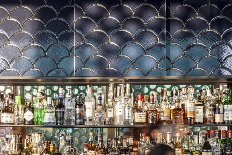 Restaurant bar award domus