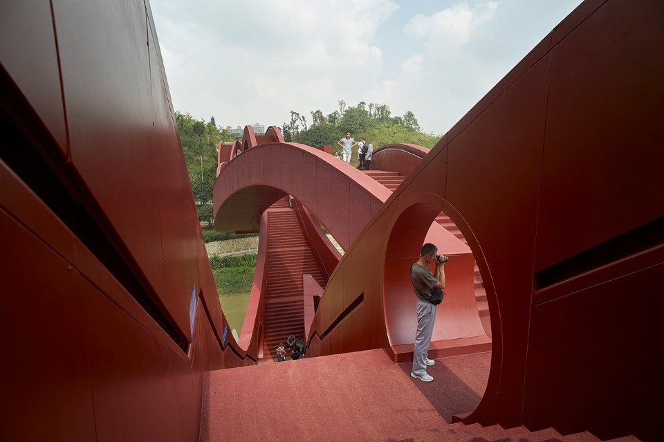 Image result for lucky knot bridge
