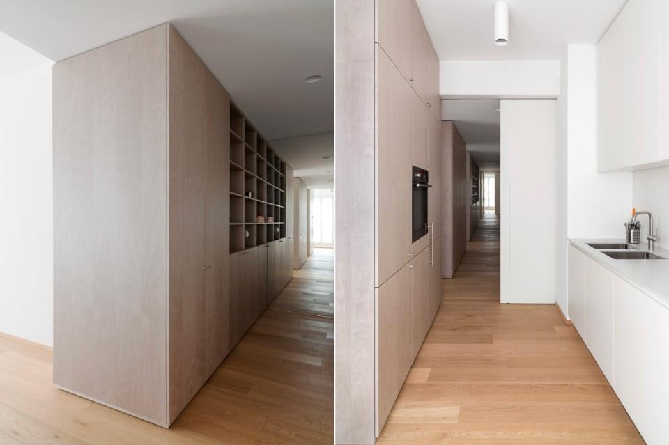 Decorating ideas for narrow corridors and hallways - UPCYCLIST |House Corridors