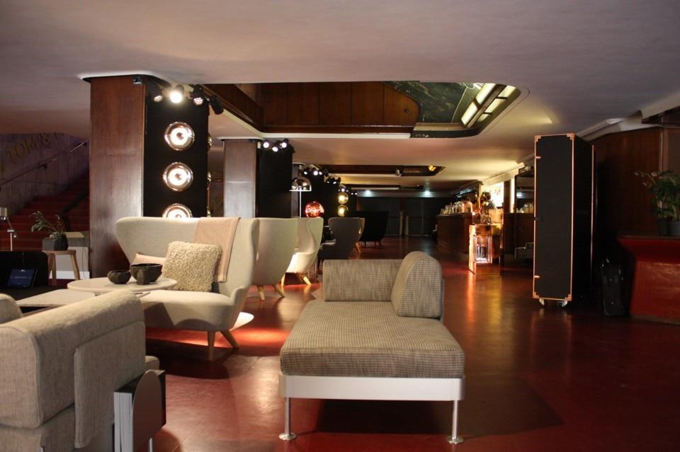 tom dixon multiplex domus. Black Bedroom Furniture Sets. Home Design Ideas