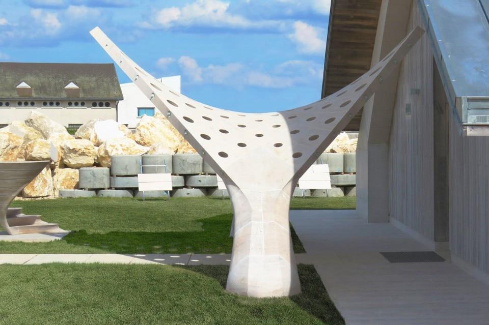 hypar gate domus. Black Bedroom Furniture Sets. Home Design Ideas