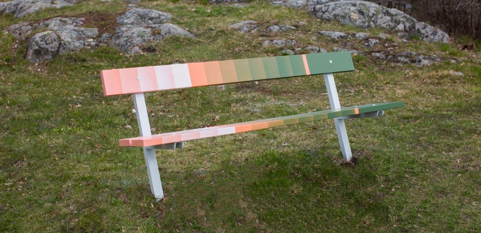 Scholthen & Baijings, Colour Bench 05