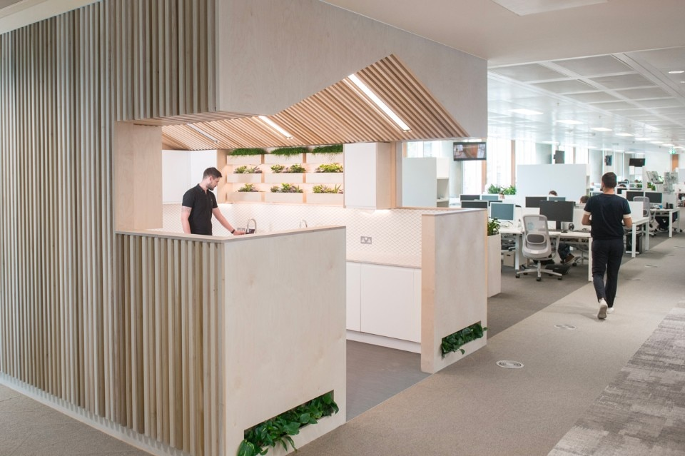 Uffici Yoox Milano : Tech hub domus