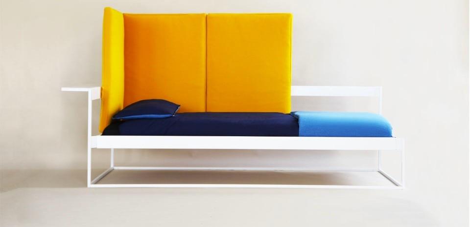 Andrea Pallares Nook Flexible Furniture 2017