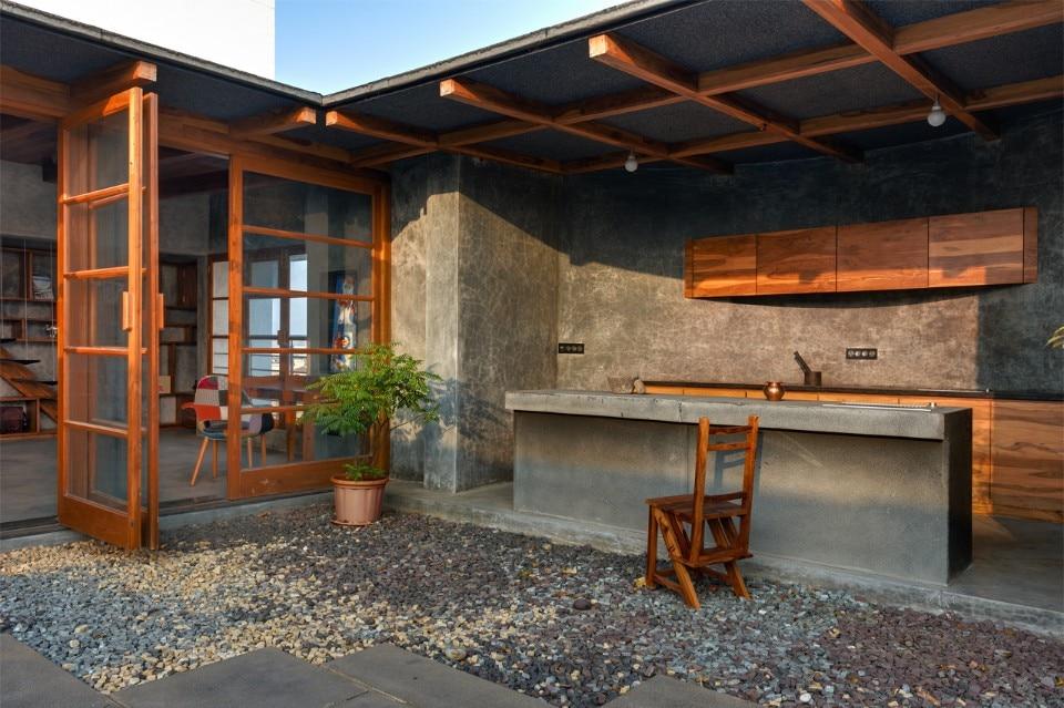 Veranda On The Roof Domus