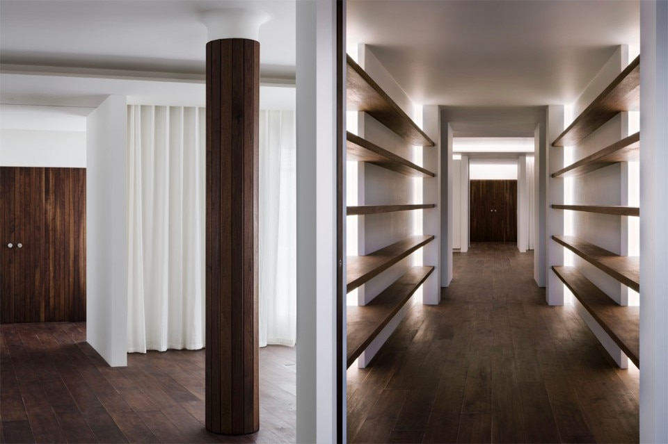 London penthouse domus for Domus building cleaning
