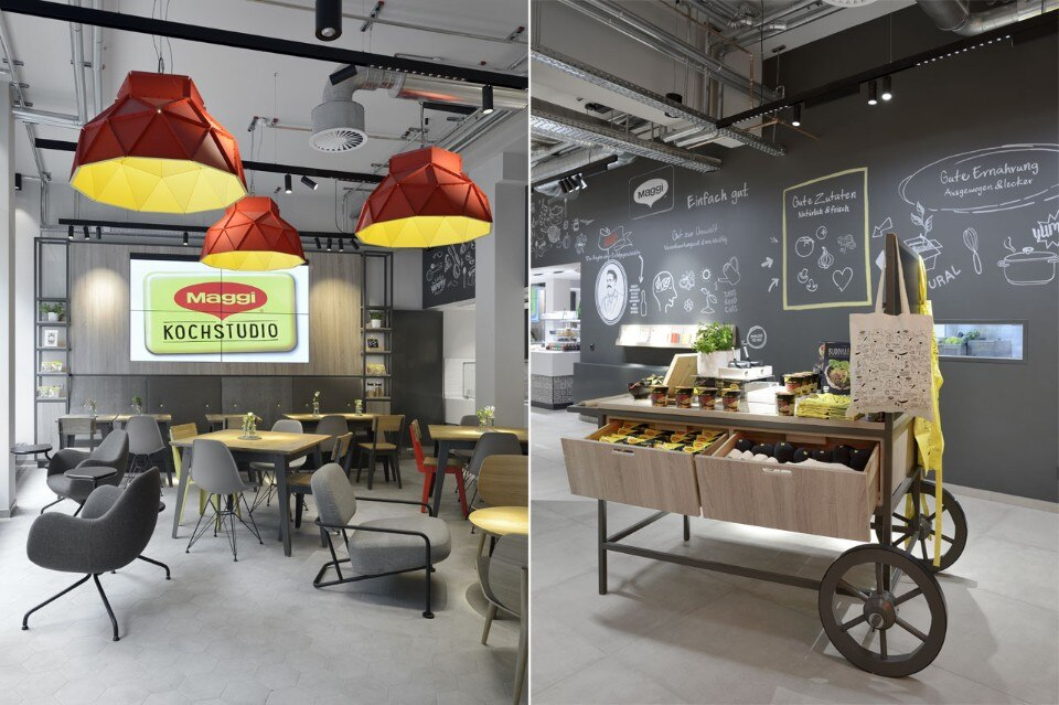 Kochstudio  Analogic food blog - Domus