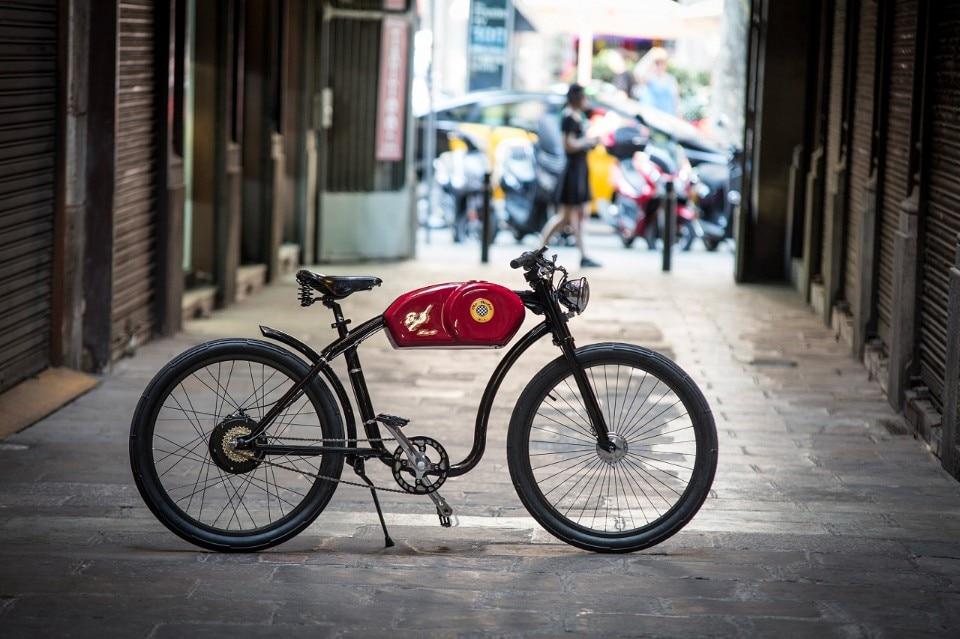 Cross Bicycle Domus