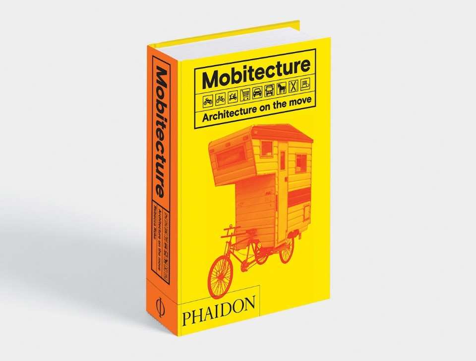 Mobitecture domus for Domus book collection