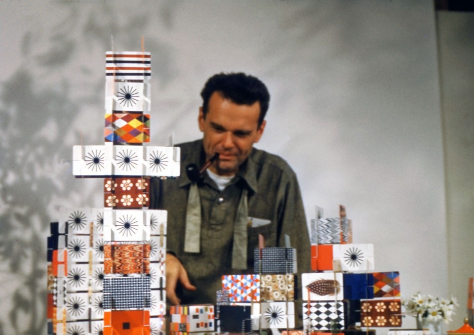 charles eames house of cards - domus