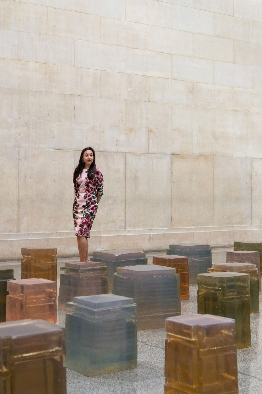 "Fig.6 ""Rachel Whiteread"" alla Tate Britain, vista della mostra"