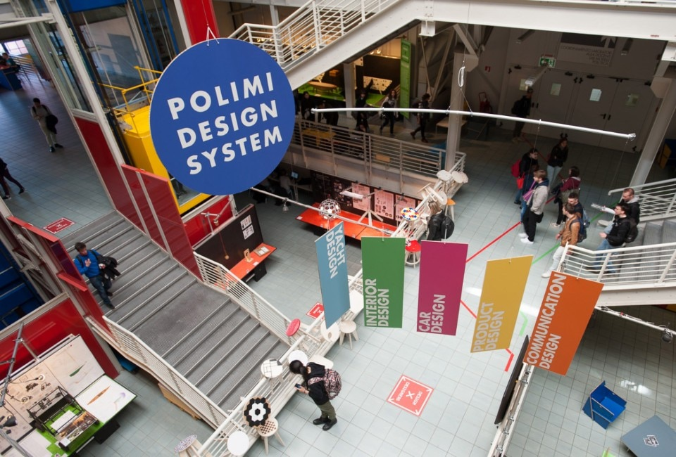 Polimi and domus at salone 2018 an experimental for Politecnico milano design