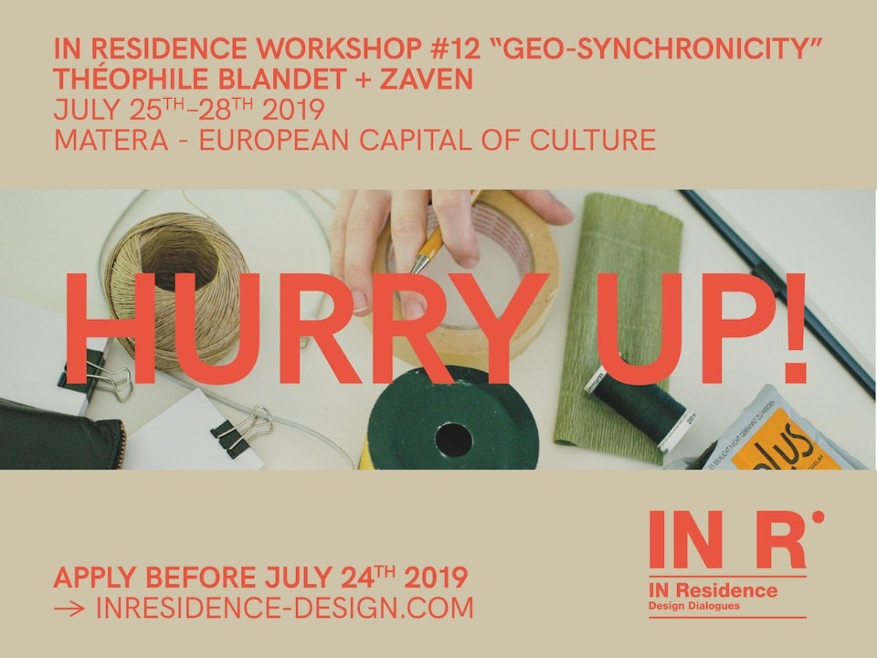 IN Residence Workshop