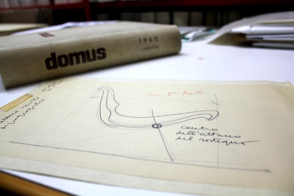 L'archivio Domus apre al pubblico a ottobre