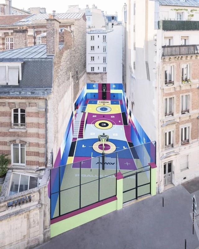 basket converse paris
