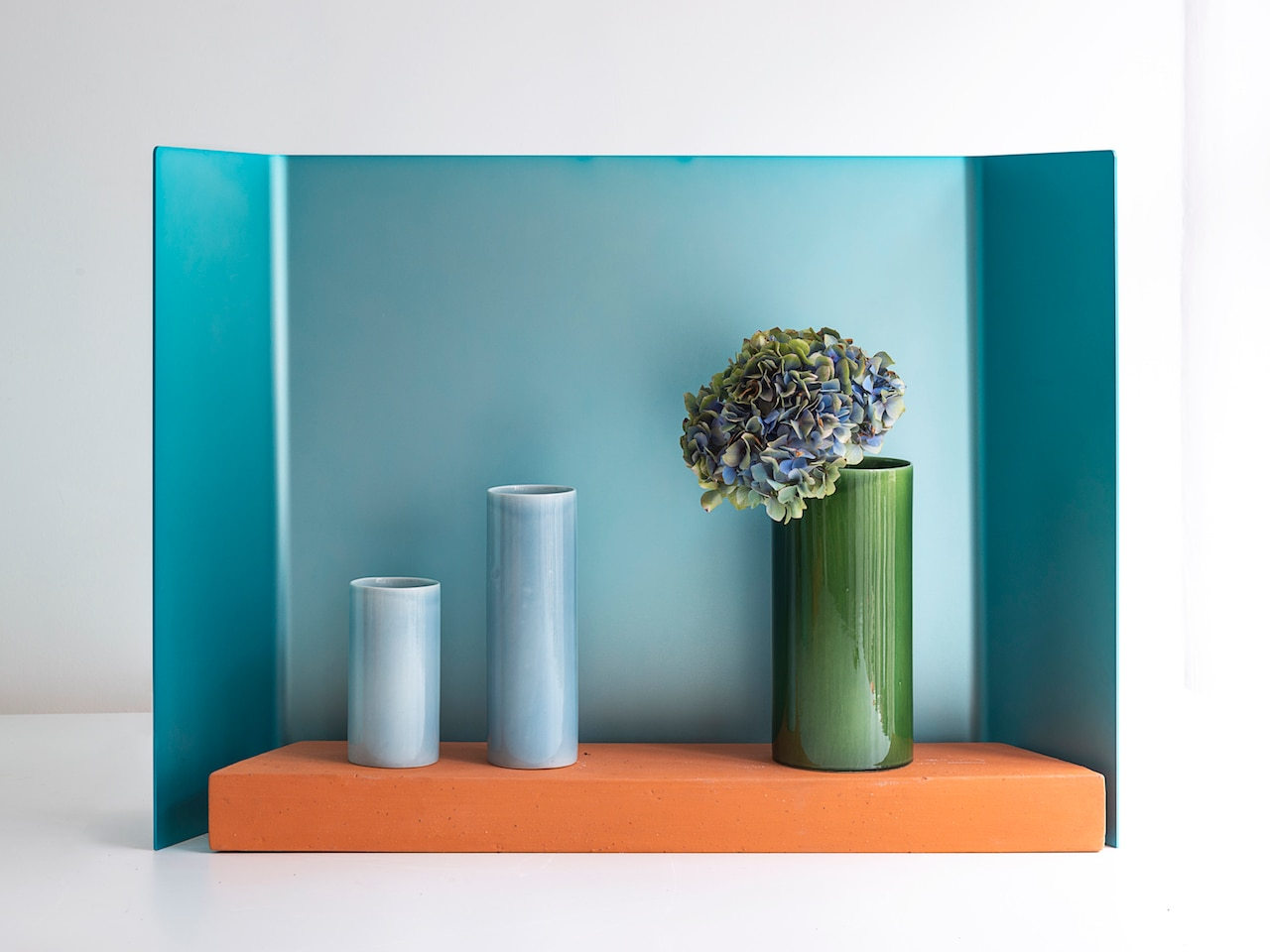 I nuovi vasi di Ronan & Erwan Bouroullec ispirati da Henri Matisse