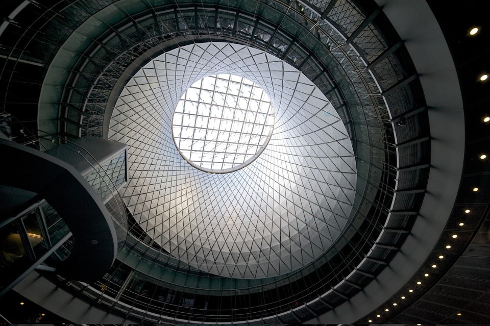 Grimshaw Architects and Arup, Fulton Center. Photo Whalley, Grimshaw