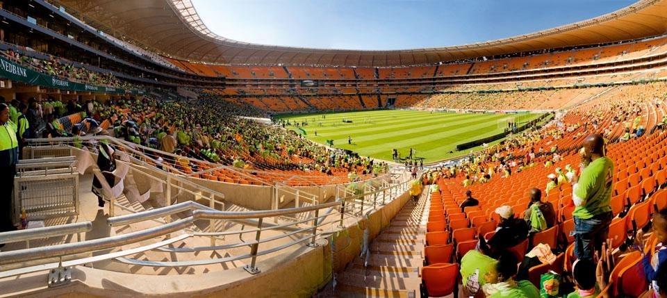 Soccer City Stadium, Johannesburg - Domus
