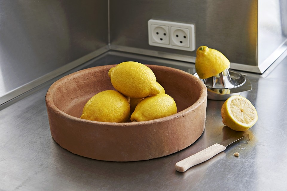 Hay Design, Terracotta dish and Italian Lemon Squeezer,Kitchen Market, 2018