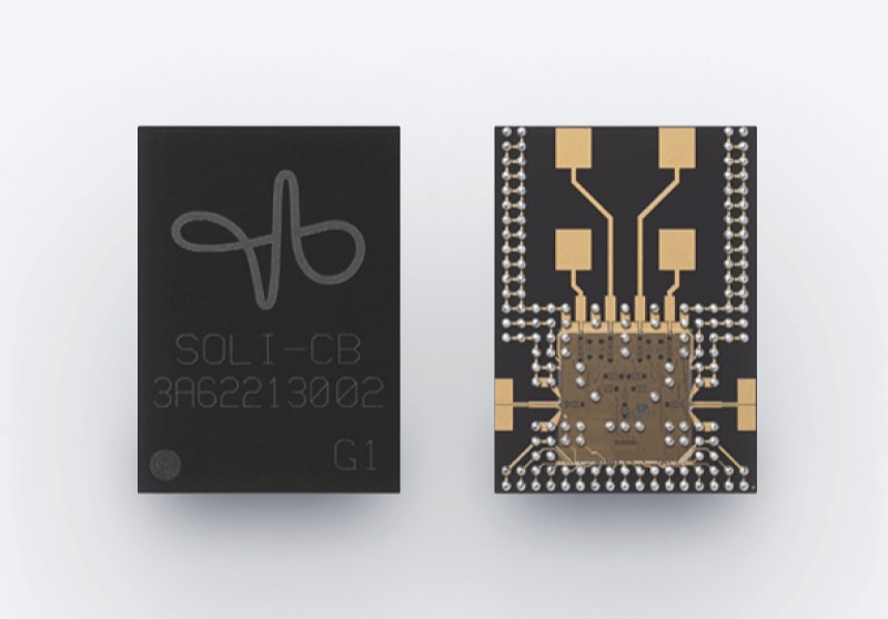 Project Soli's chip