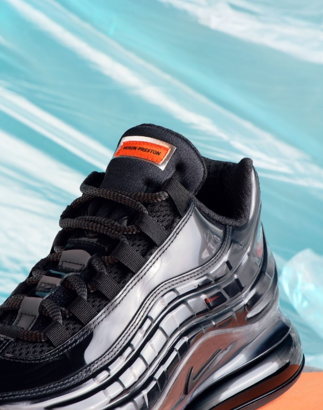 A Nike Air Max designed by you and Heron Preston