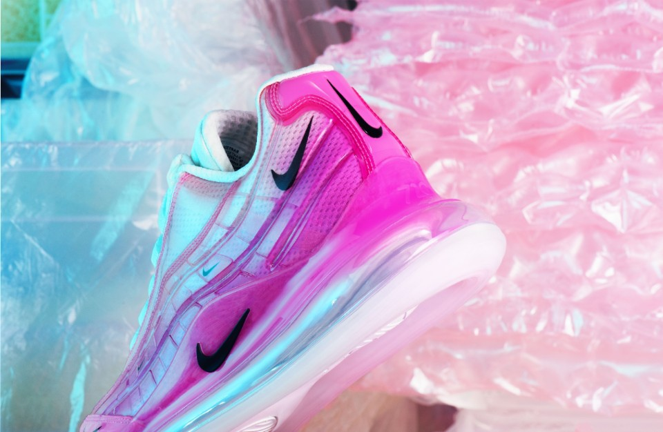 A Nike Air Max designed by you and
