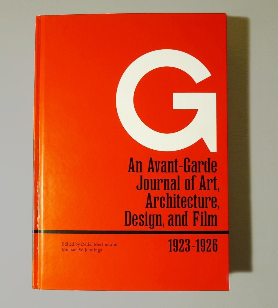 G: An Avant Garde Journal Of Art, Architecture, Design, And Film, 1923u20131926    Domus