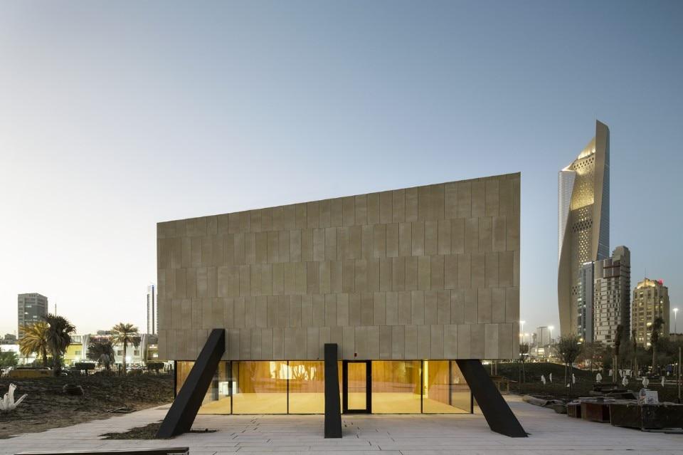 Al Shaheed Park - Domus