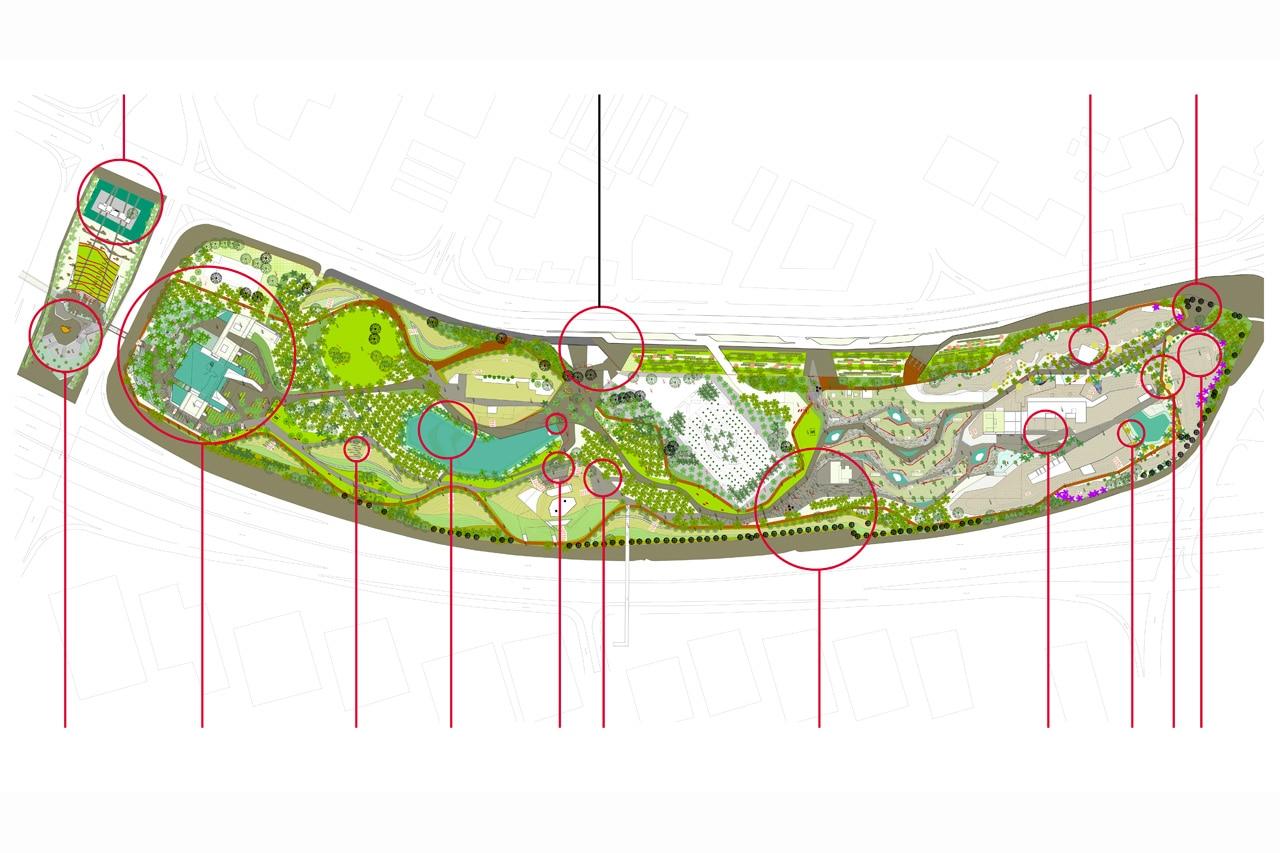 Al shaheed park for Garden design kuwait