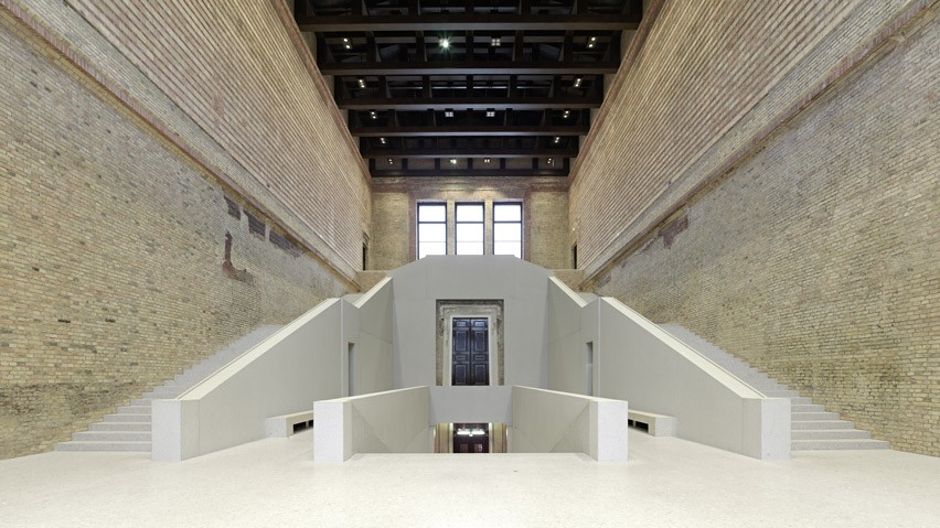 Neues Museum, Berlin, Germany, 2009 (photo Ute Zscharnt/David Chipperfield Architects)