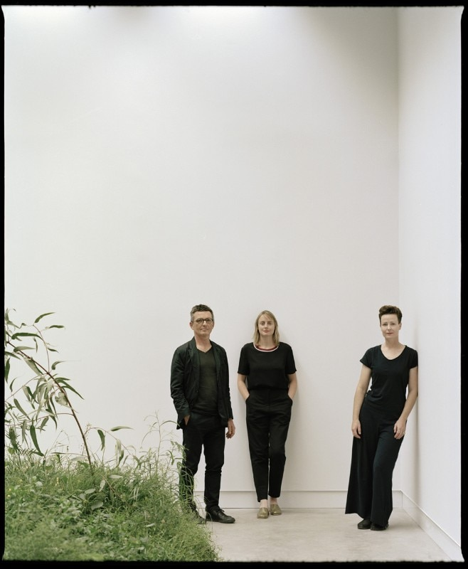 The curators of Repair, the exhibition at the Austalian Pavilion at the Venice Biennale 2018
