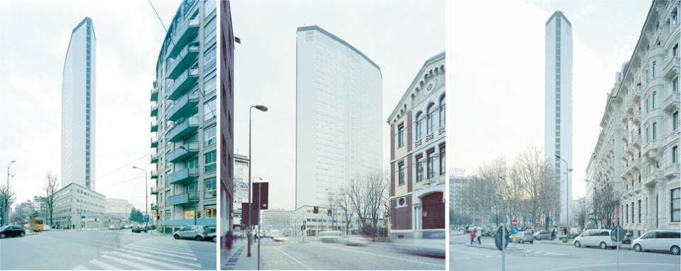 The restoration of the Pirelli tower - Domus
