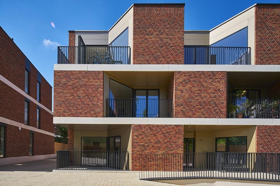 PH Architects Muswell Hill Pinnacle N10 Londra 2017