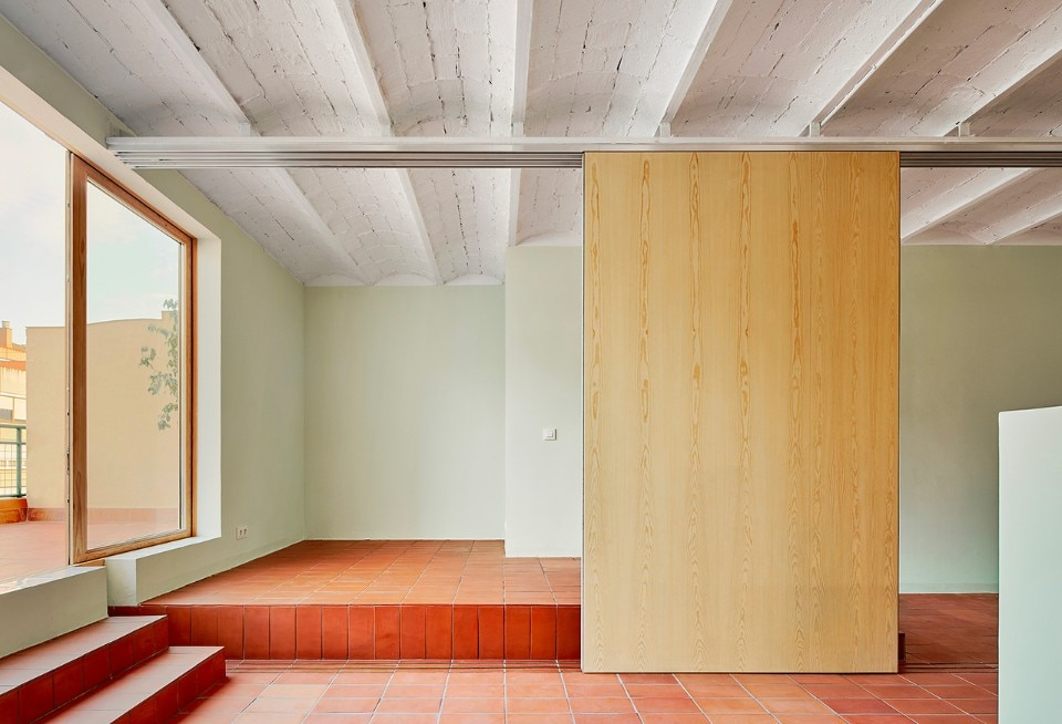 Adrià Escolano And David Steegmann Refurbish An Apartment In