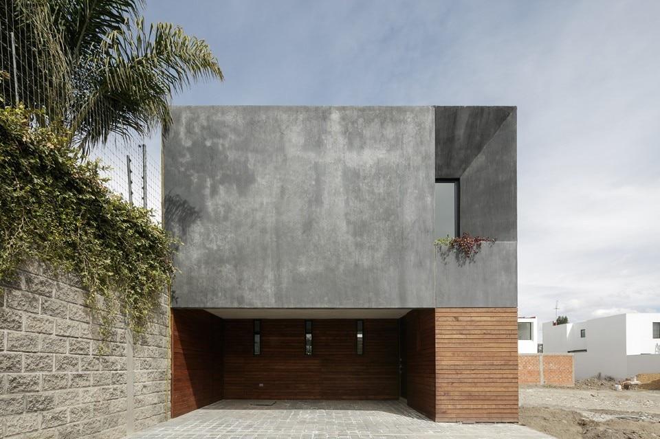 Progettare una casa unifamiliare su misura durante il boom for Progettare una casa