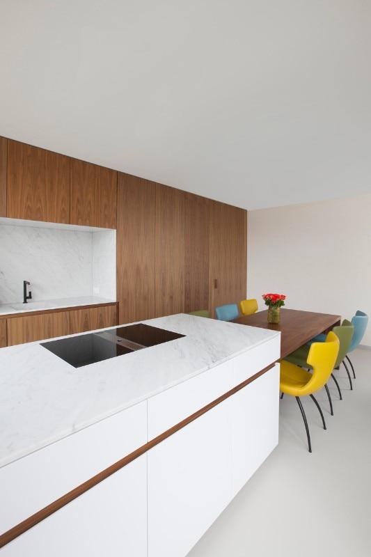Belgio una casa di mattoni tra apertura e privacy for Costi di costruzione casa di mattoni