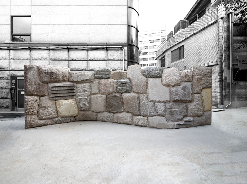 Matter Design & Quarra Stone, Cyclopean Cannibalism, Seoul Biennale of Architecture and Urbanism: Imminent Commons, 2017