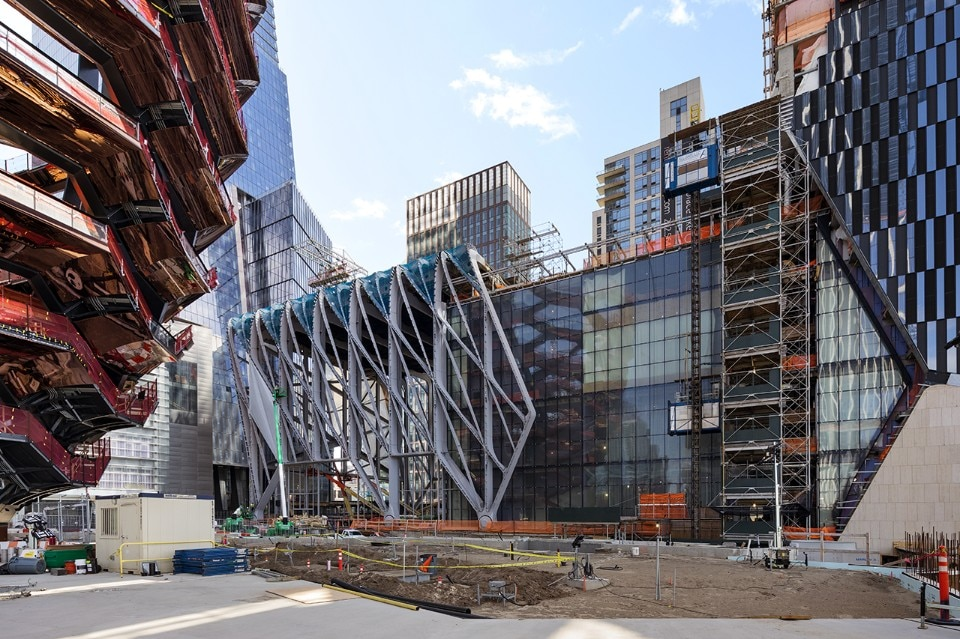 Views of Hudson Yards, West Side, New York City, USA