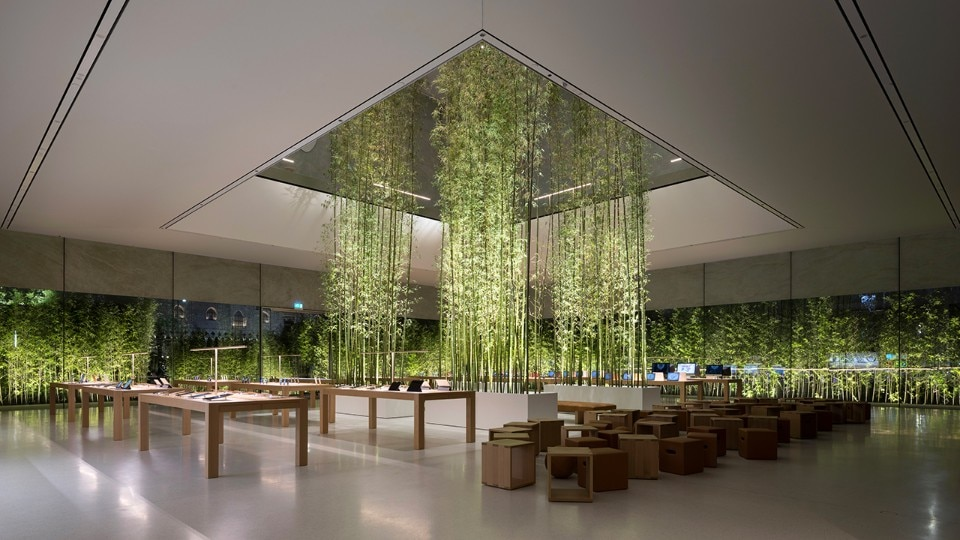 Macao foster partners designs the new apple store an - Domus decor dubai ...