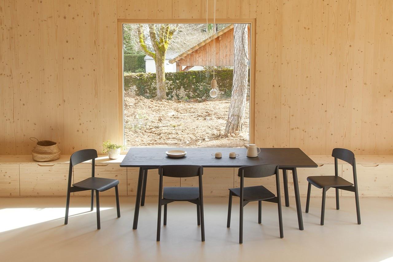 Borgogna una casa di legno si scalda senza gas o - Elettricita in casa ...