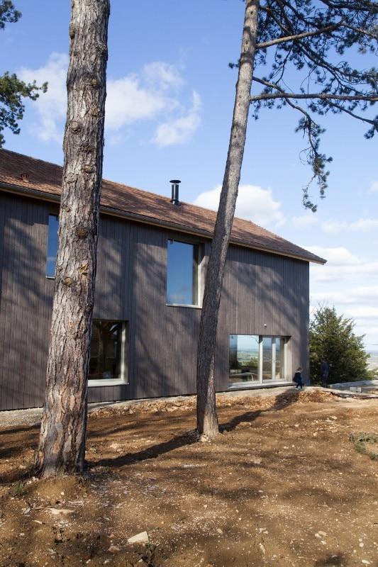 Borgogna una casa di legno si scalda senza gas o for Mazzocchi strutture in legno