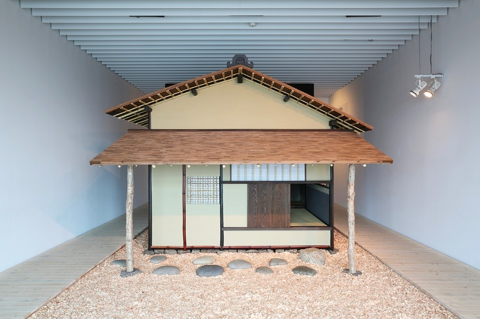 Japan in Architecture: Genealogies of its Transformation, veduta della mostra, Mori Art Museum, Tokyo, 2018