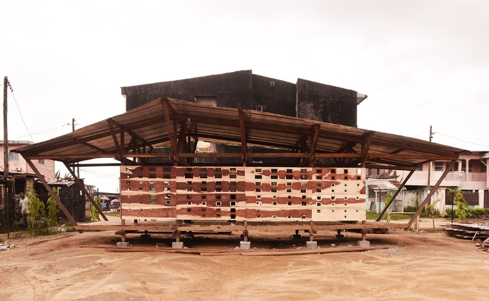 CODesign Lab, African Fabber House, Douala, Camerun, 2019